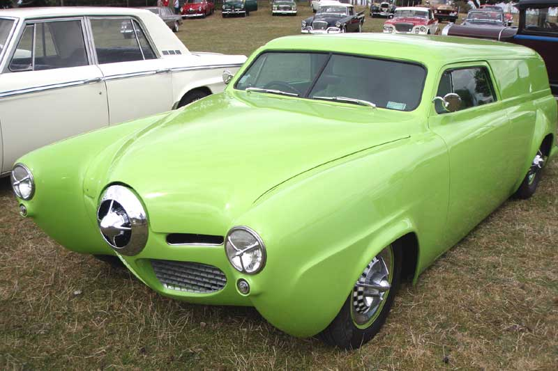 1950 Studebaker Delivery Rod
